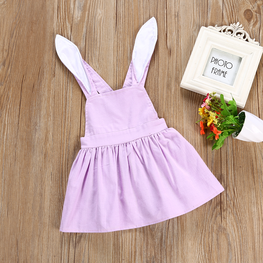 5eccebfd8f Cute Easter Outfit 2018 Baby Bunny Suit Newborn Infant Bodysuit Romper Baby Girl  Dress Tops Jumpsuit Outfits Boy Clothes-in Rompers from Mother   Kids on ...