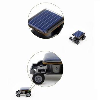 Creative Kit Mini Solar Powered Car 3
