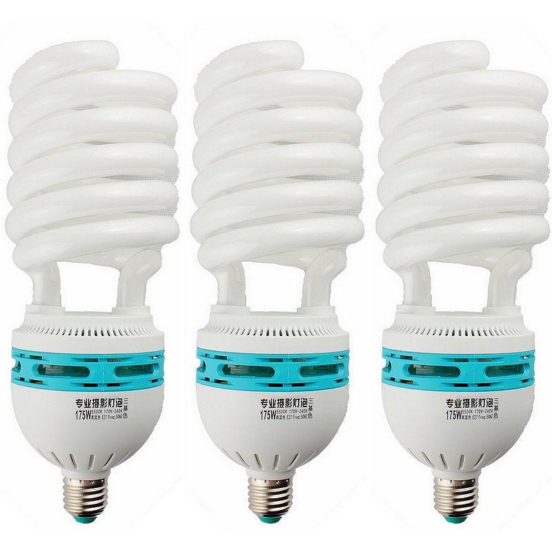 bilder für Lampe birne e27 studio glühbirne kostenloser versand Tiara 175 watt fotografie glühbirne ultra super helle 5500 karat softbox CP