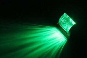 Image 5 - Luz LED de navegación para barcos de 12 V, luz de proa de navegación, luz roja/Verde/blanca de estribor