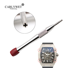 CARLYWET Wholesale High Quality 316L Stainless Steel Watch Repair Fix Small Tool For Richard Mille 5490 все цены