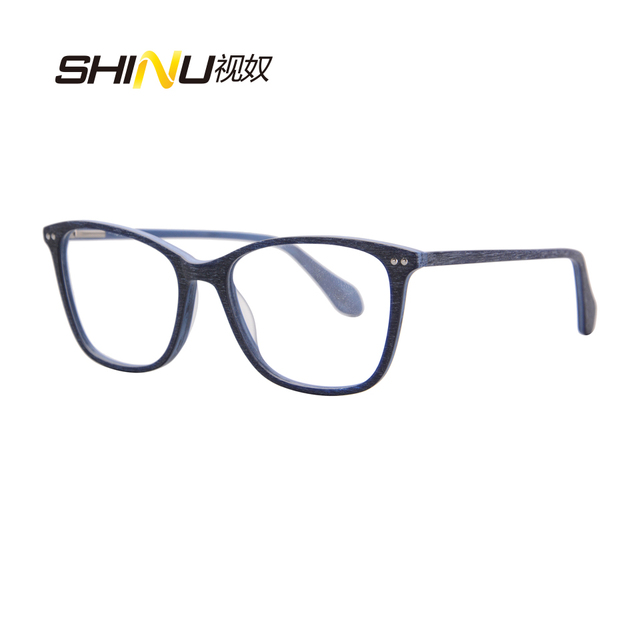 7a4a5714b2c82 Chegada nova Ver Perto Distante Óculos de Dioptria Foco Multi Leitor de  Óculos de Leitura de