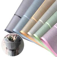 Kraft Paper Flower Wrapping Paper Floral Bouquet DIY Gift Packaging Florist Material Supplies Flower Packaging Paper