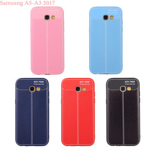2017 SM-A320 Case for Samsung Galaxy A320f Case A320F/DS A320FL SM-A320FL SM-A320F/DS Phone Silicone Fitted TPU Frame Core Cover