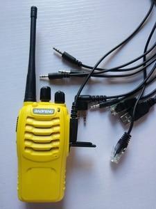 Image 2 - 2019 più nuovo USB connettore walkie talkie programma uso del cavo per baofeng Kenwood Icom hytera motolora cavo di programma