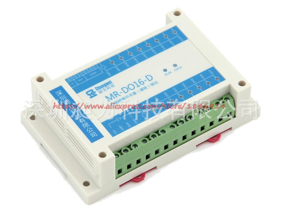 DO16-D 16 Channel Isolated Digital Output Module Switch Data Acquisition Module Interface Card