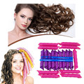 elefunlife Easy Curls Spiral Curls Styling Kit mix Party Hair work Hair Rollers Hook kit enjoy your life