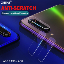 Camera Lens Tempered Glass For Samsung Galaxy A10 A30 A50 Screen Protector Back Film