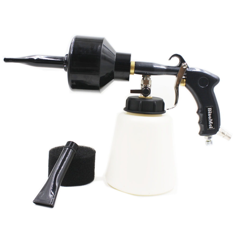 Image 2 - Z 011Air regulator high pressure foam tornador gun /car wash foam tornado gun/car washer sprayer-in Car Washer from Automobiles & Motorcycles