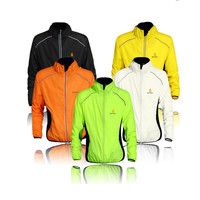 WOSAWE Tour De France Bicycle Cycling Jersey Sport Men Riding Breathable Reflective Cycle Clothing Bike Long