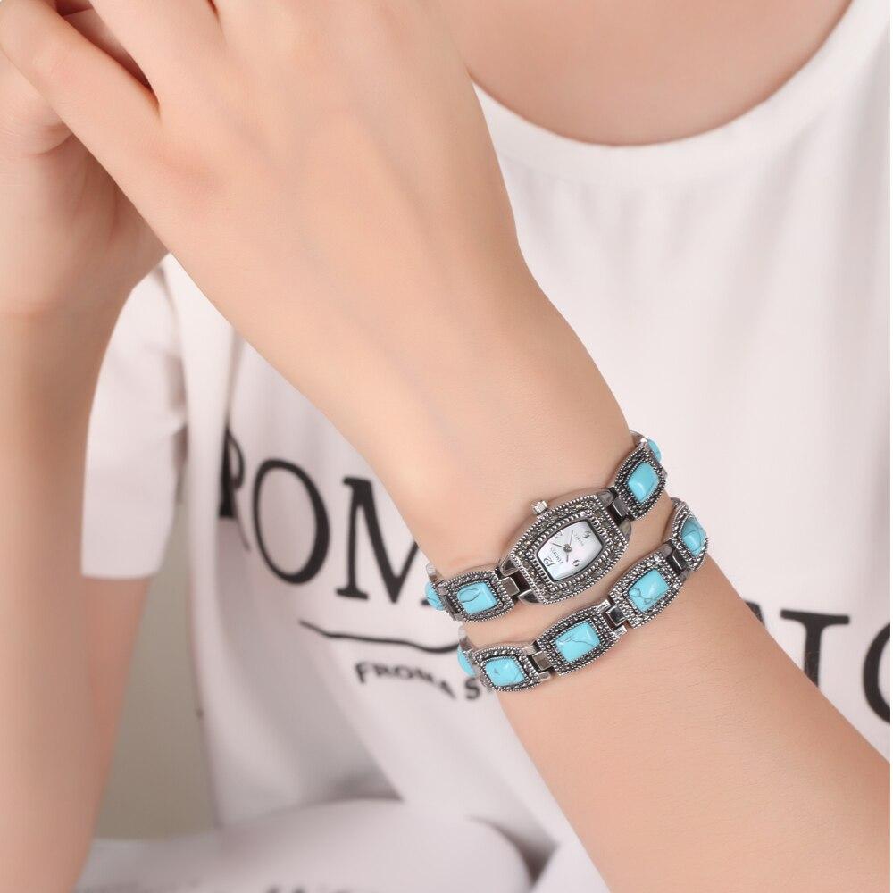 relojes mujer azul turquesa,Reloj Mujer Michael Kors MK5975. Esfera de color  azul celeste y correa ... ef25d4d334