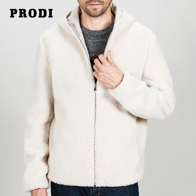 US $604 0 |PRODI Men's genuine lamb fur jacket PD1616-in Genuine Leather  Coats from Men's Clothing on Aliexpress com | Alibaba Group