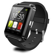 ร้อนขายใหม่u8นาฬิกากันน้ำsmart u watchบลูทูธมาร์ทโฟนสำหรับหุ่นยนต์มาร์ทโฟนapr5
