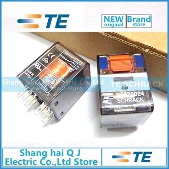 TE SCHRACK PT270024 24VDC relay Brand new and original