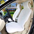 2016 new universal hot selling genuine 100% sheepskin car seat cover car interior car accessories for car-covers holder c025