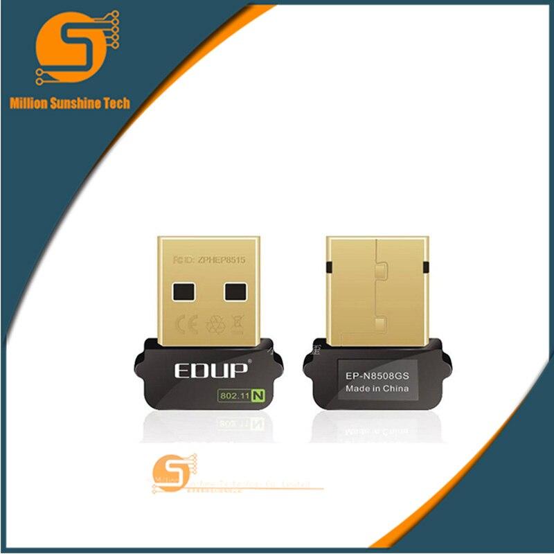 Hot Sale Adaptador Mini Usb Inalámbrico Wifi 150 Mbps Wifi Receptor Usb Adaptador Ethernet Wifi Tarjeta De Red Para Jetson Nano Kit De De