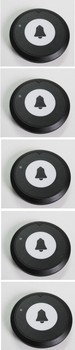 Pocsag paging system transmitter, waiter paging system, one key service button, wireless bell system, restaurant calling