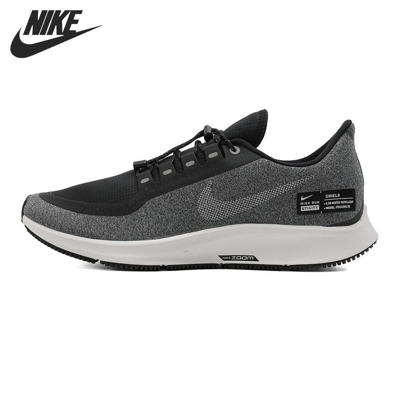Original New Arrival  NIKE AIR ZM PEGASUS 35 SHIELD Men's Running Shoes Sneakers