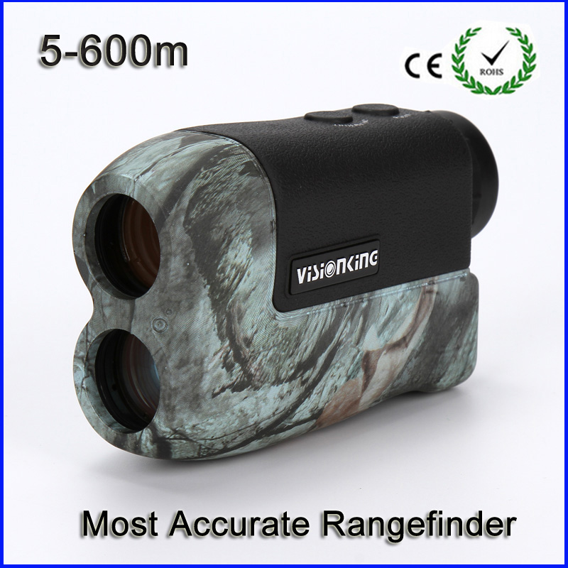 6x25Hunting Monocular Telescope Golf Laser range finder slope height speed measurement Rangefinder 600m with 7 measurement modes  цены