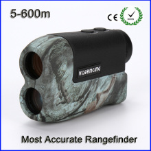 Discount! 6x25Hunting Monocular Telescope Golf Laser range finder slope height speed measurement Rangefinder 600m with 7 measurement modes