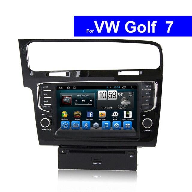 Ongekend 8 inch Auto Dvd speler Radio GPS Navigatie voor VW Golf 7 2013 OS-31