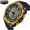 SANDA Men Military Sport Watches Men Analog Quartz Clock Waterproof Wrist Watch Relogio Masculino G Watch