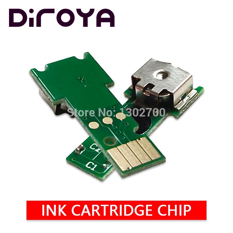 1SET LC3617 LC 3617 KCMY ink cartridge chip For Brother MFC J2730DW MFC J3530DW MFC J2730DW J3530DW J2330DW J3930DW reset chips