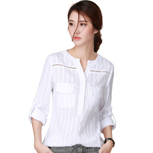 Blusas Femininas 2017 E Camisas Long Sleeve Shirt Women Clothes White Blouse Plus Size Korean Fashion Clothing Chemise Femme