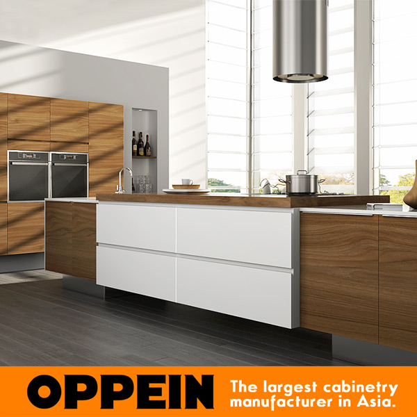 Aliexpress.com : Buy Modern Style Wood Grain Kitchen Cabinet With Simple  Designs Kitchen Furniture (OP16 PVC02) From Reliable Design Kitchen Cabinet  ... Part 89