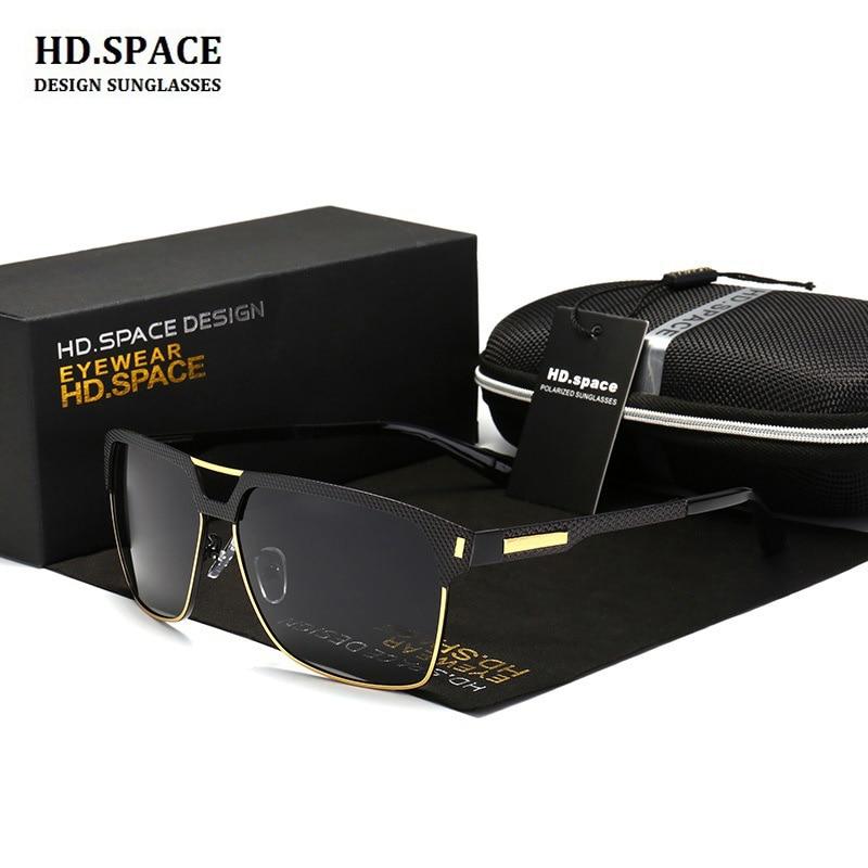 2017 Men s font b Sunglasses b font font b Polarized b font Mirror Lens Eyewear