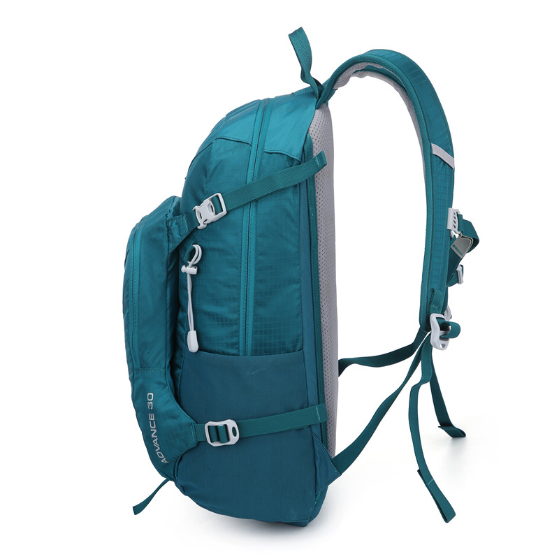 Image 3 - 30L NEVO RHINO Waterproof Mens Backpack Unisex travel pack bag  hiking Outdoor Mountaineering Climbing Camping backpack for  maleBackpacks