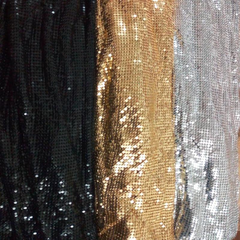 50x42cm 3MM Metal Mesh Fabric Մետաղյա կտոր Metal Metal - Արվեստ, արհեստ և կարի - Լուսանկար 1