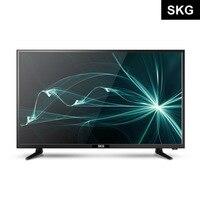 Оптовая продажа Глобальный Версия Подсветка FHD Интернет ТВ 32 40 43 46 50 55 дюйма Смарт светодиодный HD ЖК ТВ телевидения