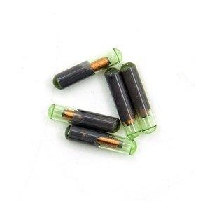 Image 4 - Freies verschiffen!!! 30 teile/los Ursprüngliche Autoschlüssel Chip KÖNNEN (A1) ID48 Transponder Chip Glas Entsperren ID 48 Chip für VW für Volkswage