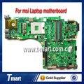 100% de trabajo placa madre del ordenador portátil para msi gt70 ms-17621 ver 2.1 hm77 slj8c pga989 placa base totalmente probado y calidad perfecta