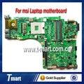 100% motherboard laptop trabalhando para msi gt70 ms-17621 ver 2.1 hm77 slj8c pga989 placa de sistema totalmente testado e qualidade perfeita