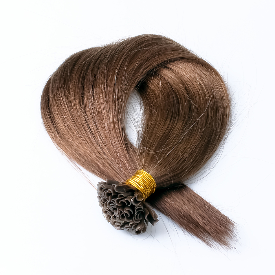 7a Brazilian Remy Keratin Fusion Hair Extensions 1g Strand U Tip Pre Bonded Human 100g Pc In From