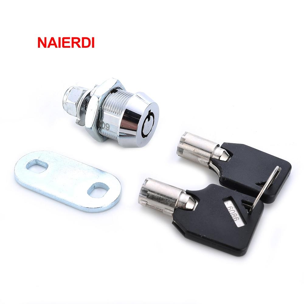 Naierdi Cam Zylinder Lock Mailbox Schublade Schlosser Sieben Core