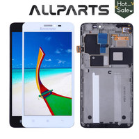100 Original 5 0 Inch Display For LENOVO S850T LCD Display Touch Screen With Frame Replacement