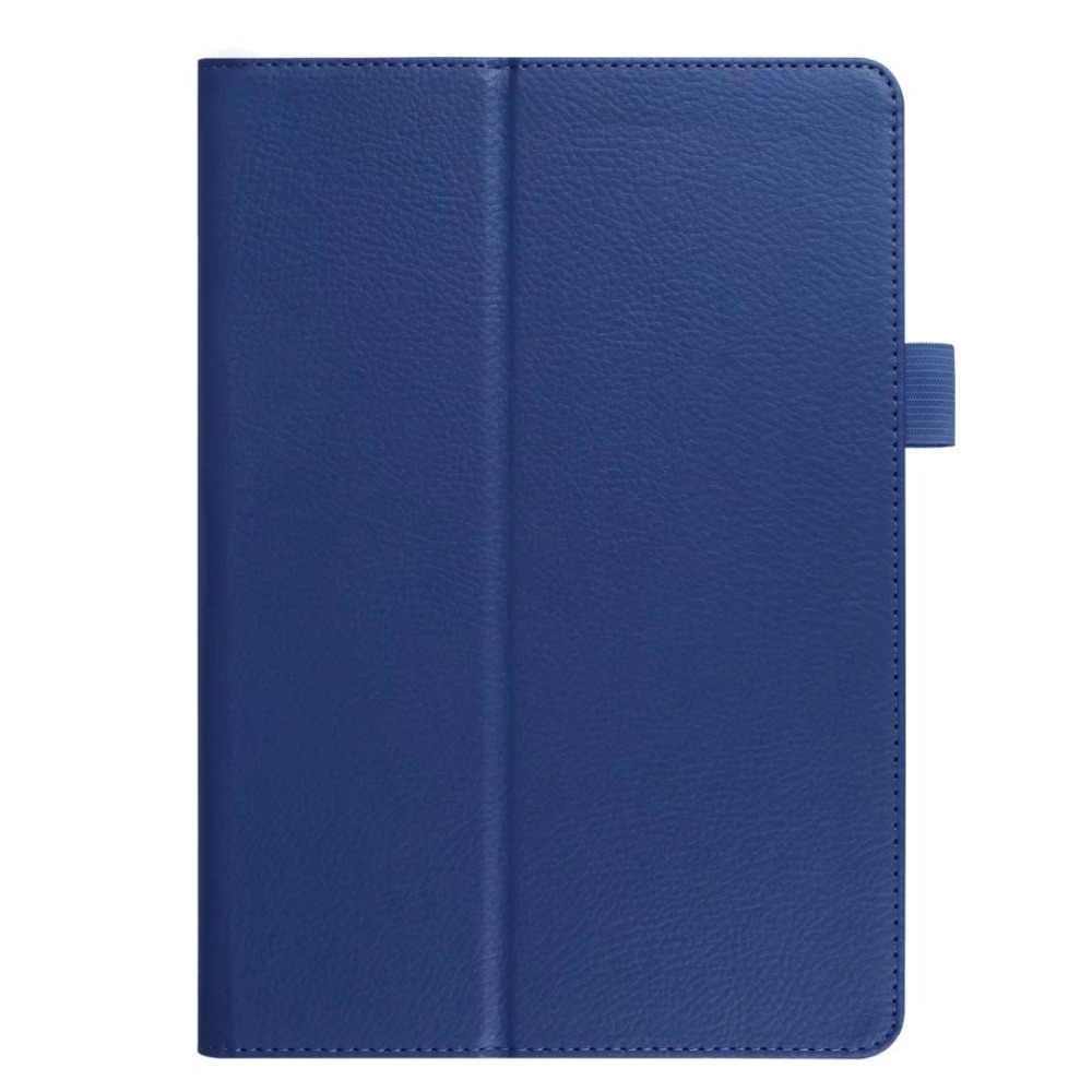 MediaPad T3 10 الليتشي الحبوب بو الجلود حامل فليب غطاء حافظة لهاتف huawei MediaPad T3 10 AGS-L09 AGS-L03 9.6 'اللوحي