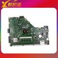 Para asus x55cr x55vd placa madre del ordenador portátil con cpu i3 rev3.2 mainboard probado completamente