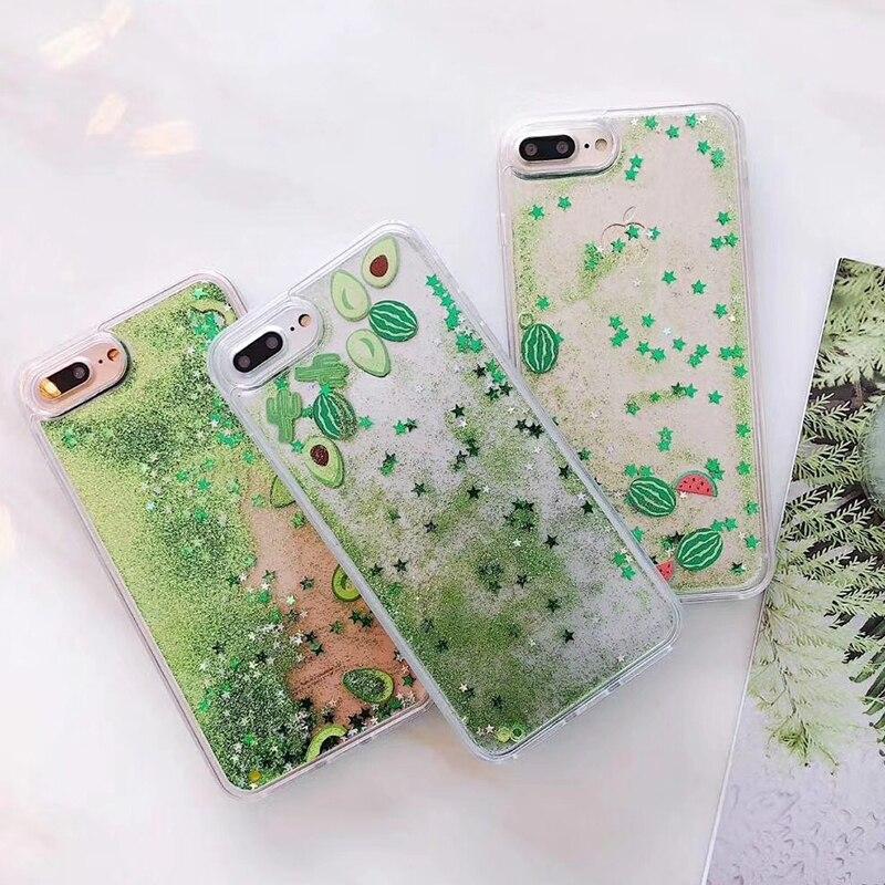 Liquid Glitter iPhone 6/6s Case