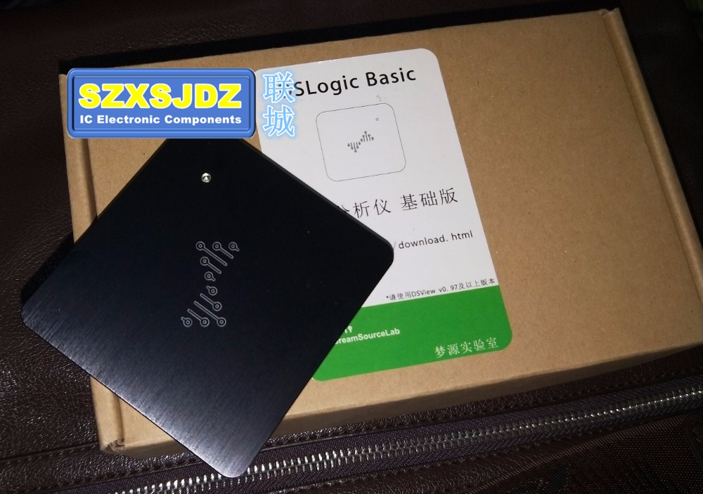 2019 DSLogic Basic Logic Analyzer 5Times saleae16 Bandwidth Up to 400M Sampling 16 Channel Debug Assistant