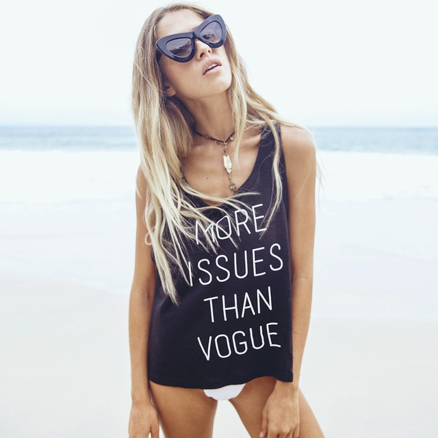 a534fe3d4b57 Summer 2016 Women Tshirt Top Letters Print Sexy Tank Tops Sleeveless  Graphic Black T-Shirt