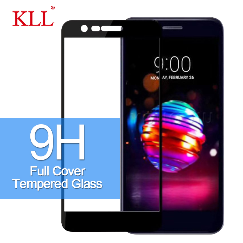 9H Full Coverage Tempered Glass for LG K10 K11 K9 K8 K7 Screen Protector for LG G7 G6 Q7 Q6 Q Stylo 4 Toughened Protection Film
