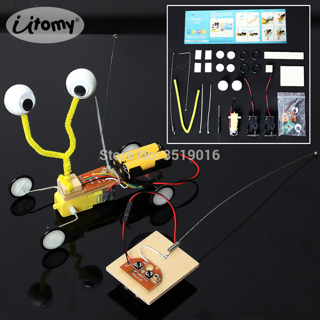 Valuable answer Electronic model kits for adults consider, that