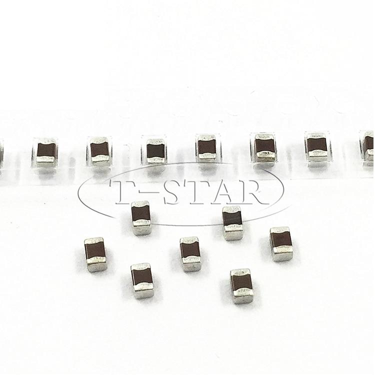 200pcs Smd Capacitor 0805 106k 10uf 16v 10 X7r Ceramic