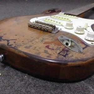 Rory Gallagher Signature Relic