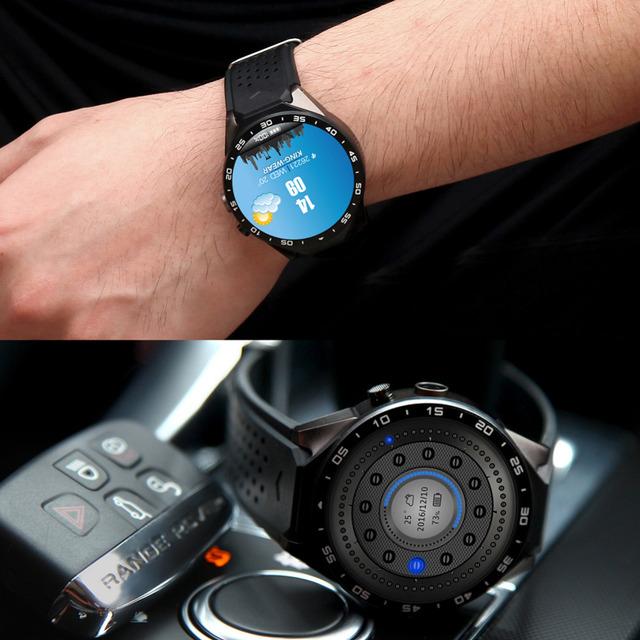 KingWear KW88 3G / LEMFO K88 Smartwatch Phone