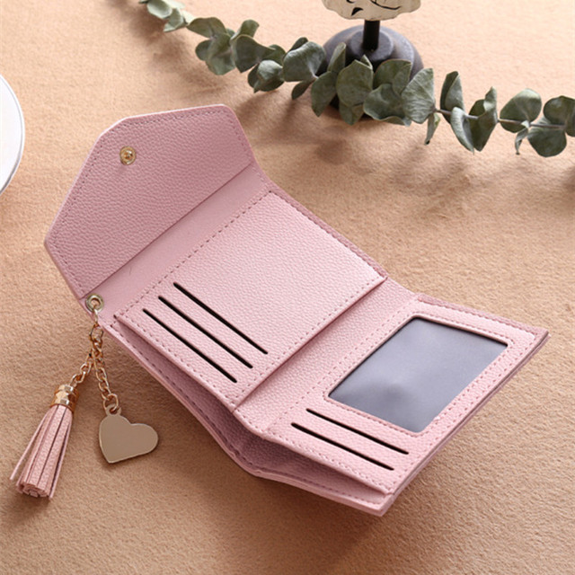 Women's Fashion Envelope Shaped Wallets